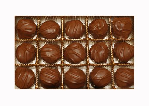 Chocolate Coconut Creams
