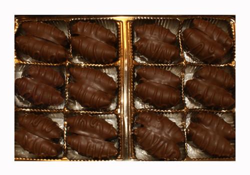 Chocolate Molasses Sponge
