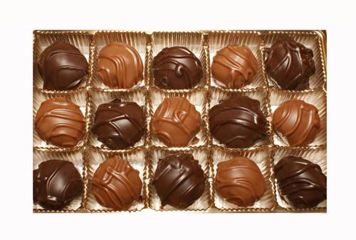 Chocolate Cordial Cherries