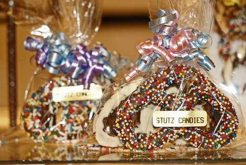 Stutz Candy Gourmet Pretzel Assortment Bag
