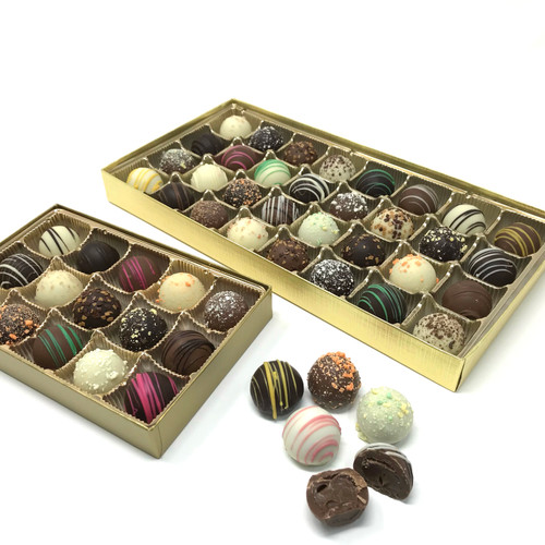 Stutz Candy Boxed Gourmet Chocolate Truffles
