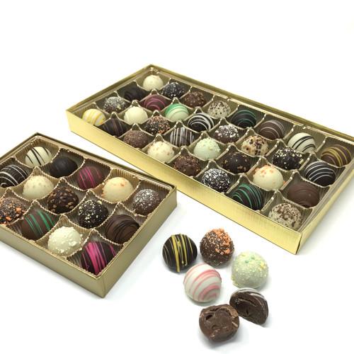 Stutz Candy Boxed Gourmet Chocolate Truffles