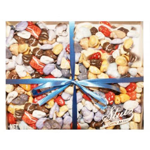 Candy Coated Chocolate Rocks