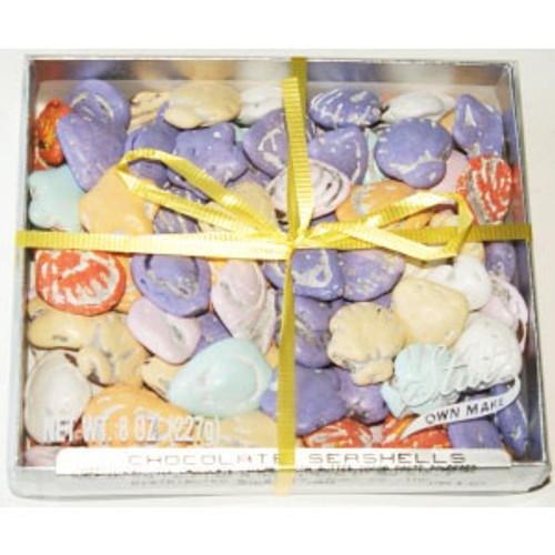 Candy Coated Chocolate Seashells