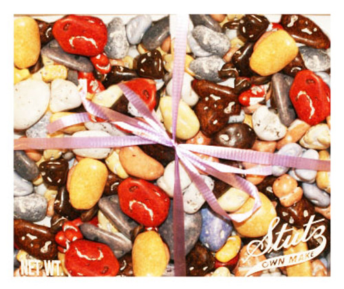 Stutz Candy Coated Chocolate River Rocks