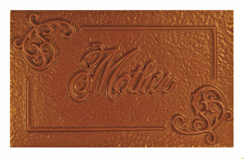 5oz Milk Chocolate Mother Card