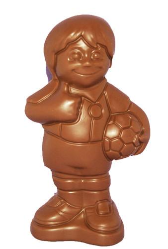 5oz Milk Chocolate Soccer Player