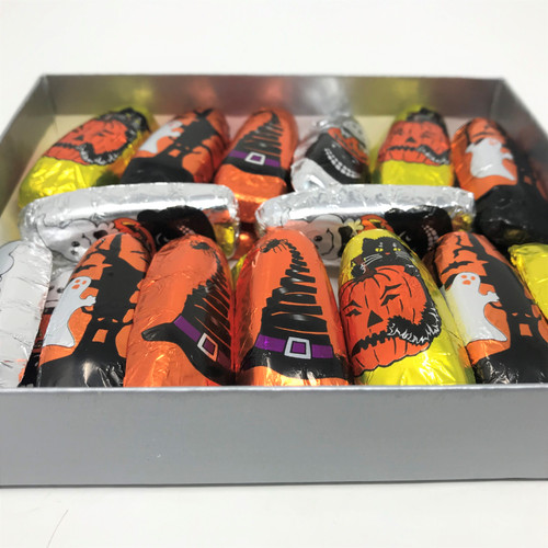 Foiled Milk Chocolate Ghosts & Goblins