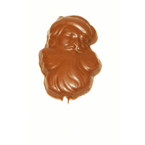 Milk Chocolate Santa Pop (8 pops)