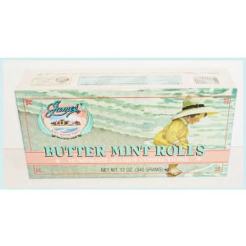 Butter Mint Rolls