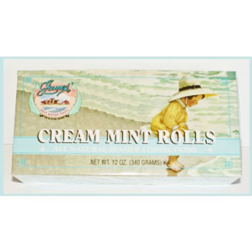 Cream Mint Rolls