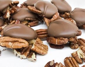 Chocolate Caramel Patties