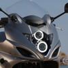 2013 GSX1250F headlight