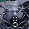 Suzuki GSX-R1000 headlight