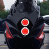 2007 Suzuki GSX-R1000 headlight