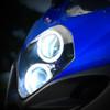 2007 GSXR1000 headlight