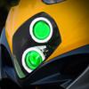 2008 Suzuki GSX-R1000 headlight