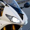 2010 Triumph Daytona 675 675R headlight