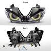 2012 Daytona 675 675R headlight