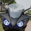 2005 Yamaha FZ6S headlight