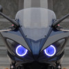 2007 Yamaha FZ6S headlight