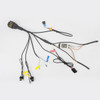 Tailor-Made Relay Wiring Harness for KT Yamaha Custom Headlight