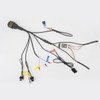 Tailor-Made Relay Wiring Harness for KT Ducati Custom Headlight