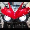 2016 Yamaha R3 headlight