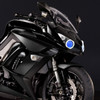 2013 Z1000SX headlight