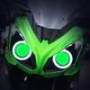 2013 Kawasaki Ninja 650 headlight
