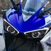 2017 Yamaha R25 Headlight