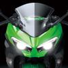 Fit for Kawasaki Ninja 400 LED 2018+ Headlight Assembly