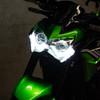 KT Full LED Headlight Assembly for Kawasaki Z900 2020+  EMARK Certification