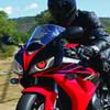 2005 Honda CBR1000RR  headlight