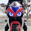 2008 Honda CBR1000RR headlight