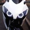 2009 CBR1000RR headlight
