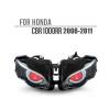 Fit for Honda CBR1000RR 2008-2011  KT LED Optical Fiber Headlight Assembly  V2