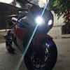 2012 honda CBR1000RR headlight