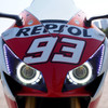 2012 cbr1000rr headlight