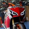2015 Honda CBR1000RR headlight