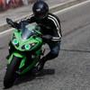 2013 Kawasaki Ninja 300 headlight