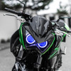 2016 Kawasaki Z800 headlight