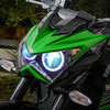 Fit for Kawasaki Z800 2013-2016 LED Angel Eye Headlight Assembly