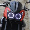 Kawasaki Z750 headlight