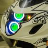 2005 GSXR600 headlight