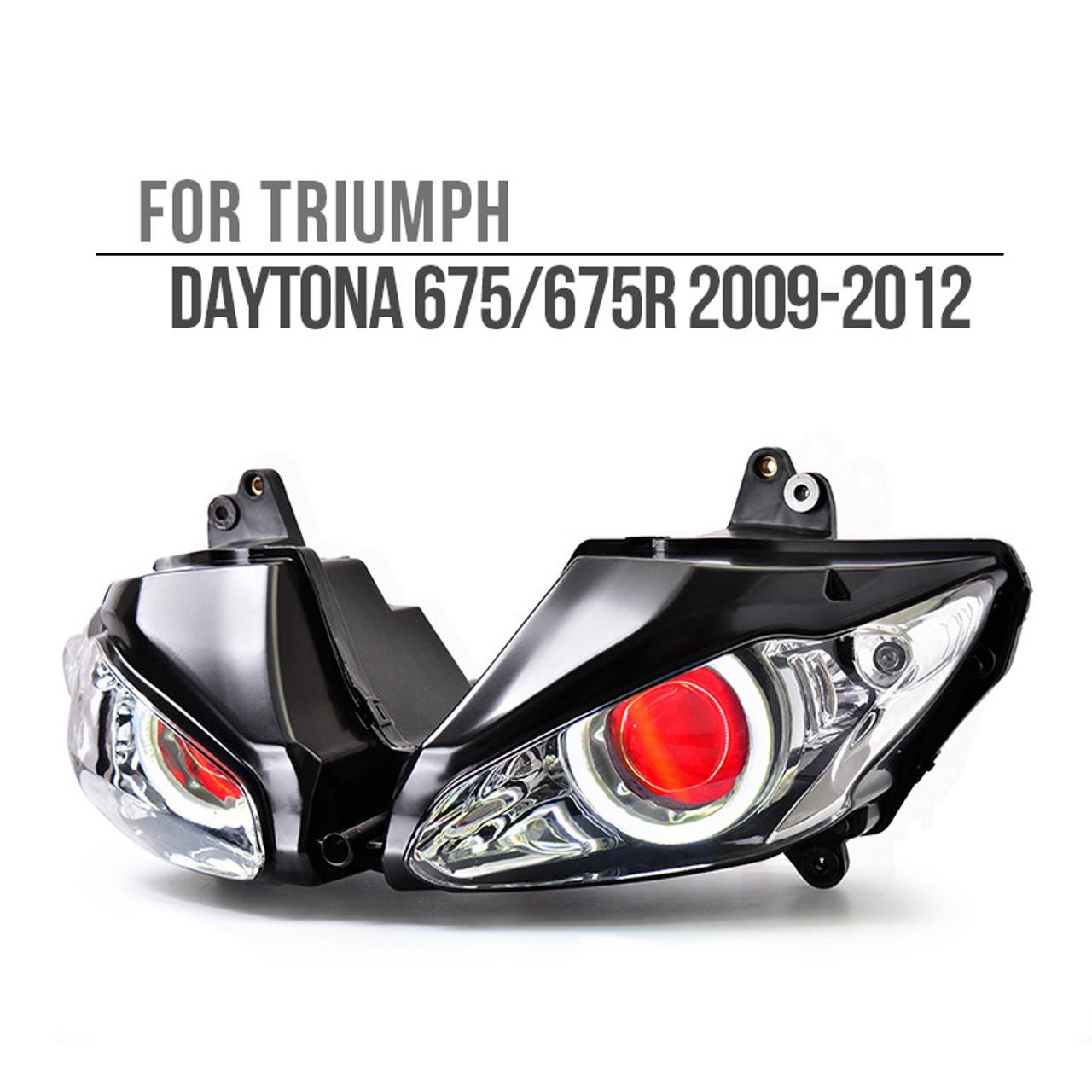 Triumph Daytona 675 Headlight 2009 2010 2011 2012