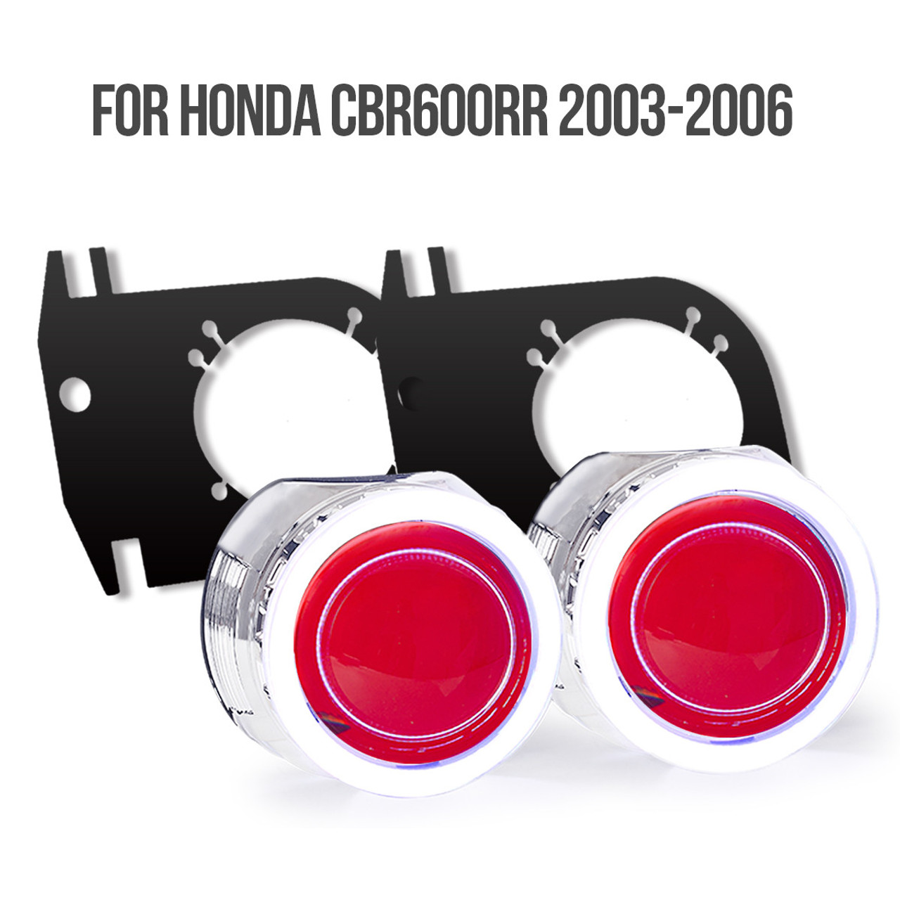 Fit For Honda Cbr600rr 2003 2006 Kt Tailor Made Hid Projector Kit Hp1 A