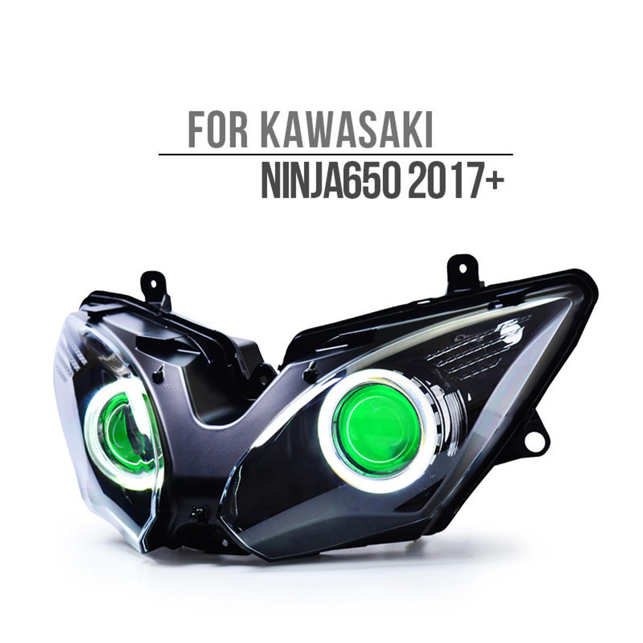 Kawasaki Ninja 650 Headlight Assembly 2017 2018