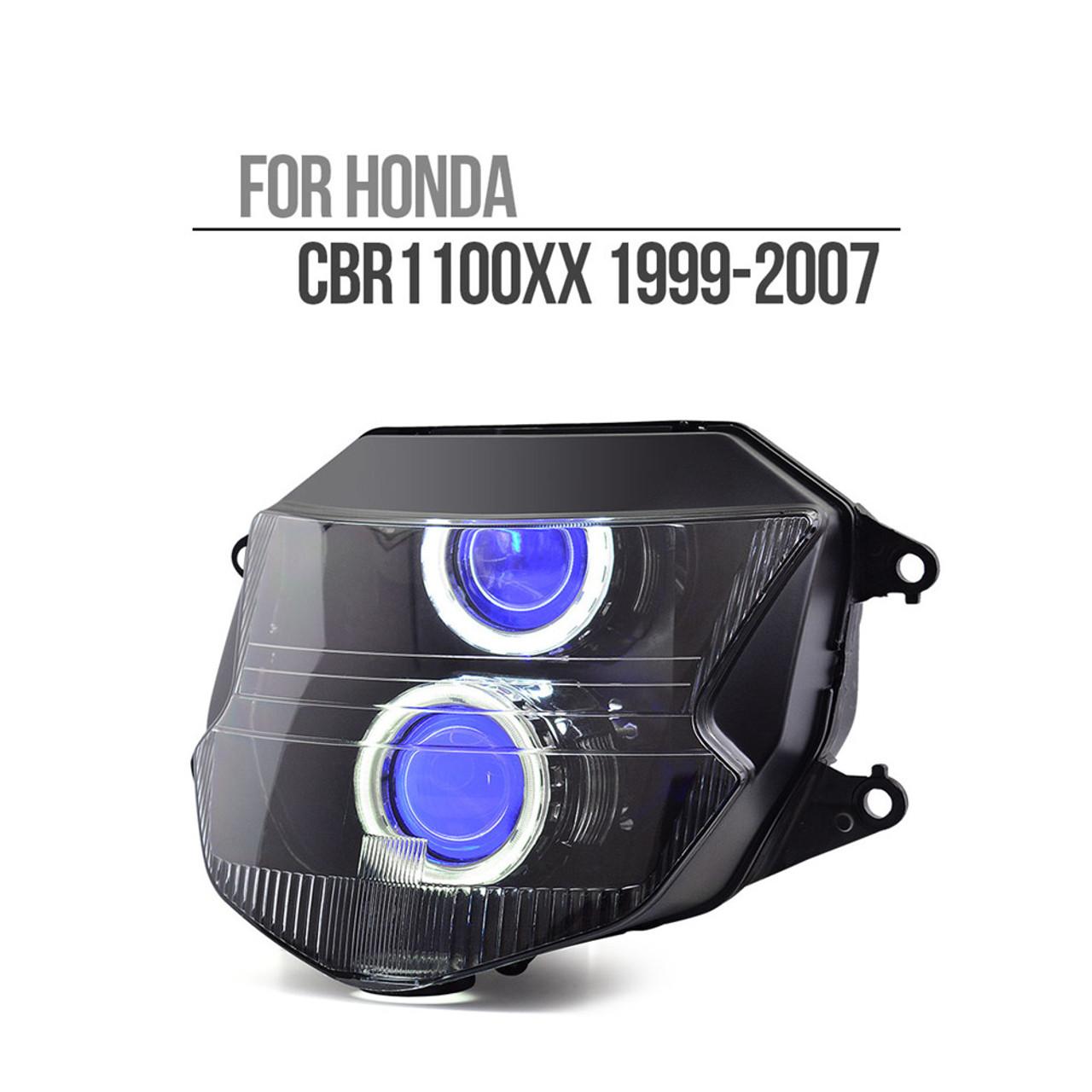 Honda CBR 1100 XX Blackbird 2001 Headlight Replacement Bulb