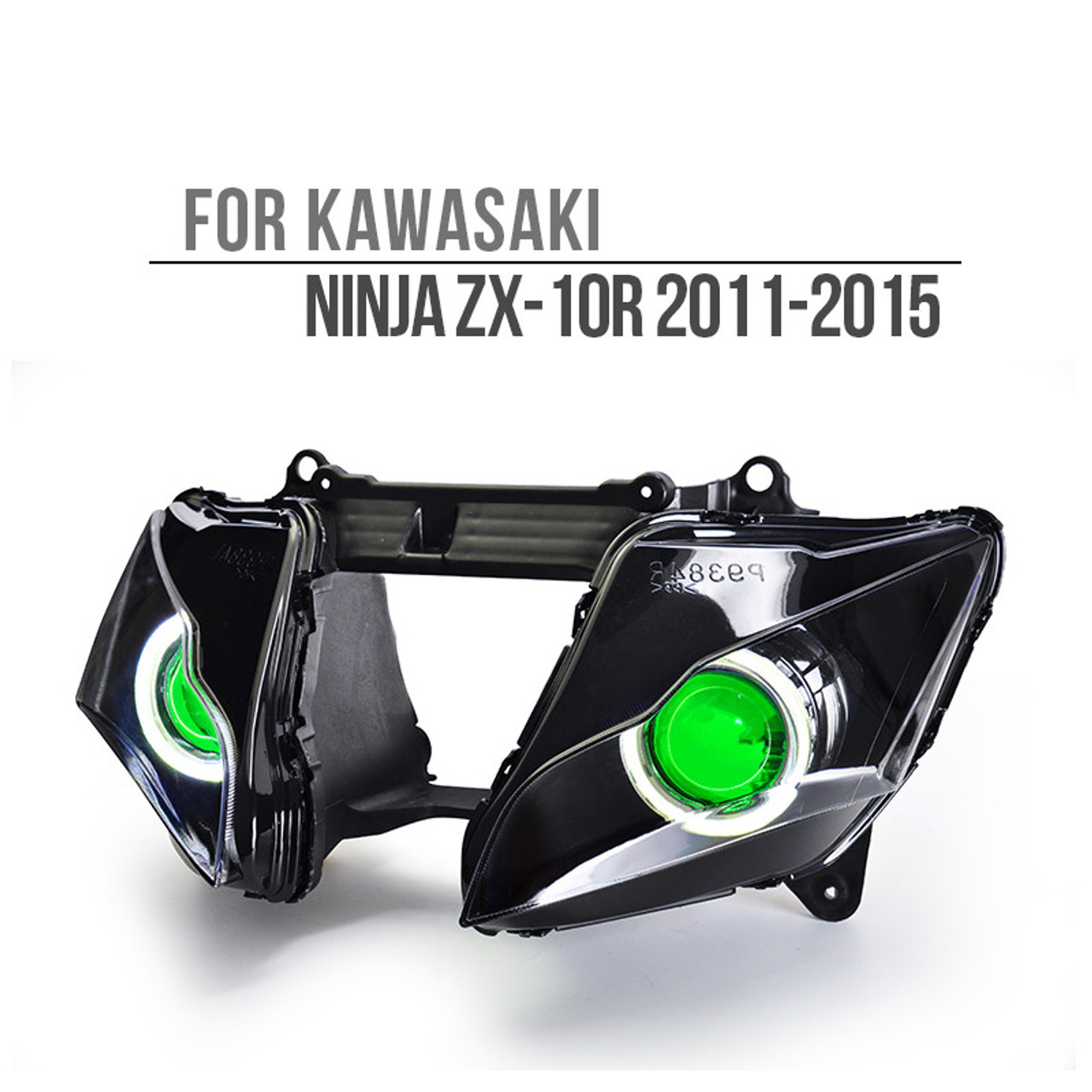 Kawasaki Ninja Zx10r Led Headlight 2011 2012 2013 2014 2015